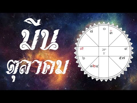 ดวงดาวสำคัญๆ ราศีมีน ตุลาคม 2563